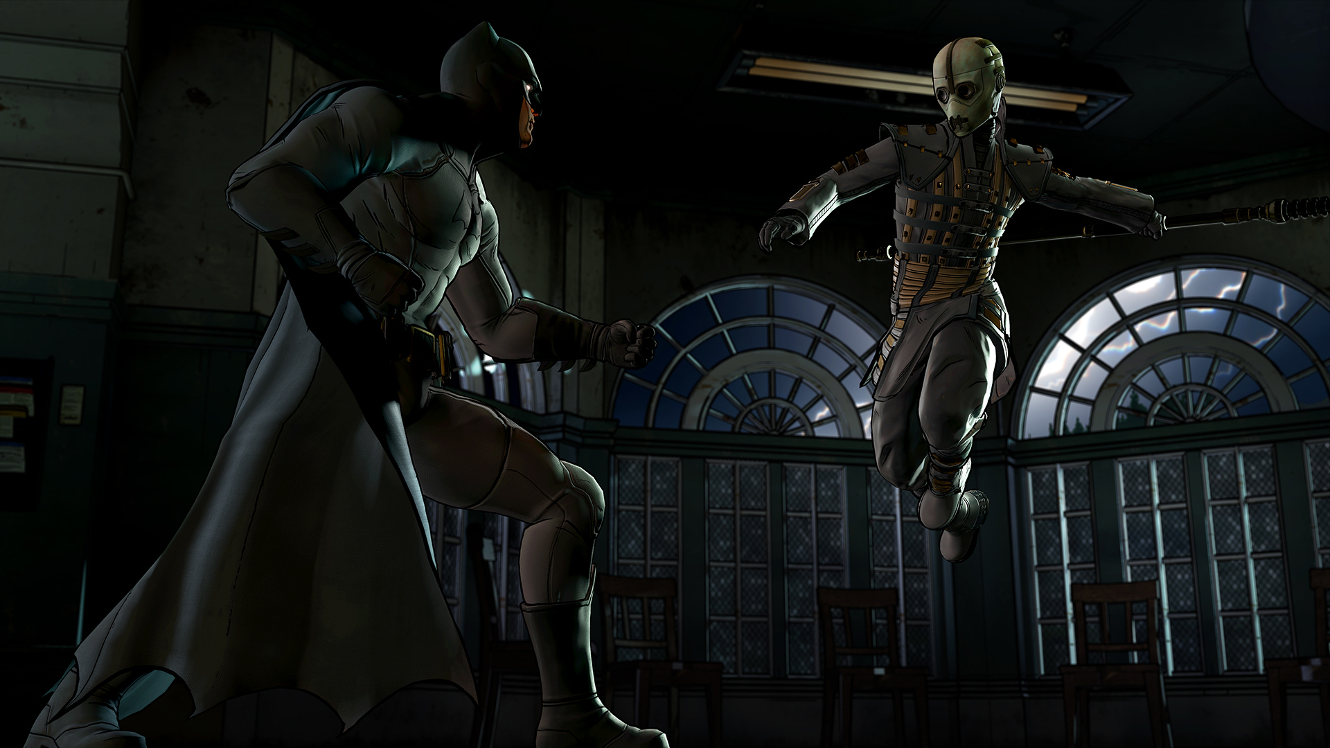 Batman - The Telltale Series Screenshot 1