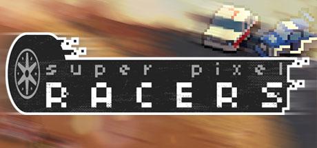 Super Pixel Racers Capa