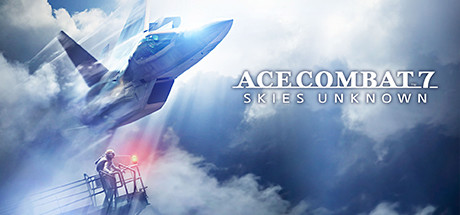 ACE COMBAT 7 SKIES UNKNOWN [PT-BR] Capa