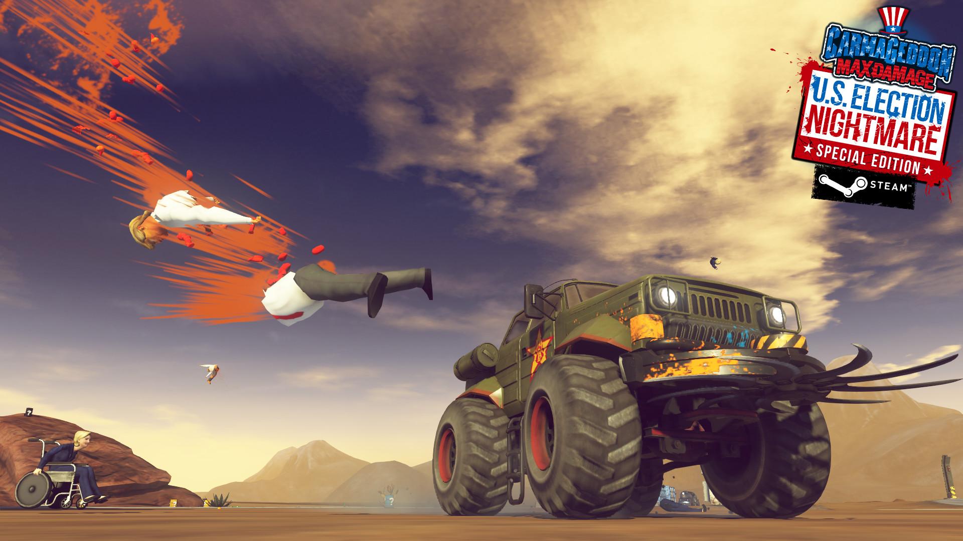 Carmageddon: Max Damage Screenshot 3