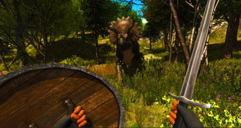 Dinosaur Forest Screenshot 2