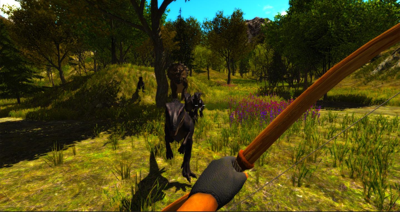 Dinosaur Forest Screenshot 3
