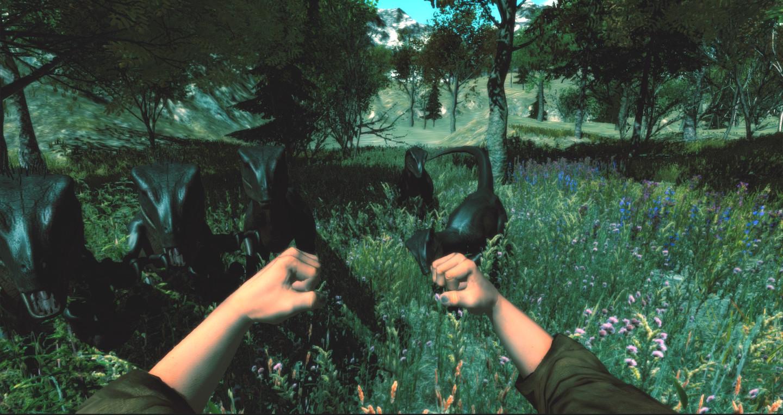 Dinosaur Forest Screenshot 1