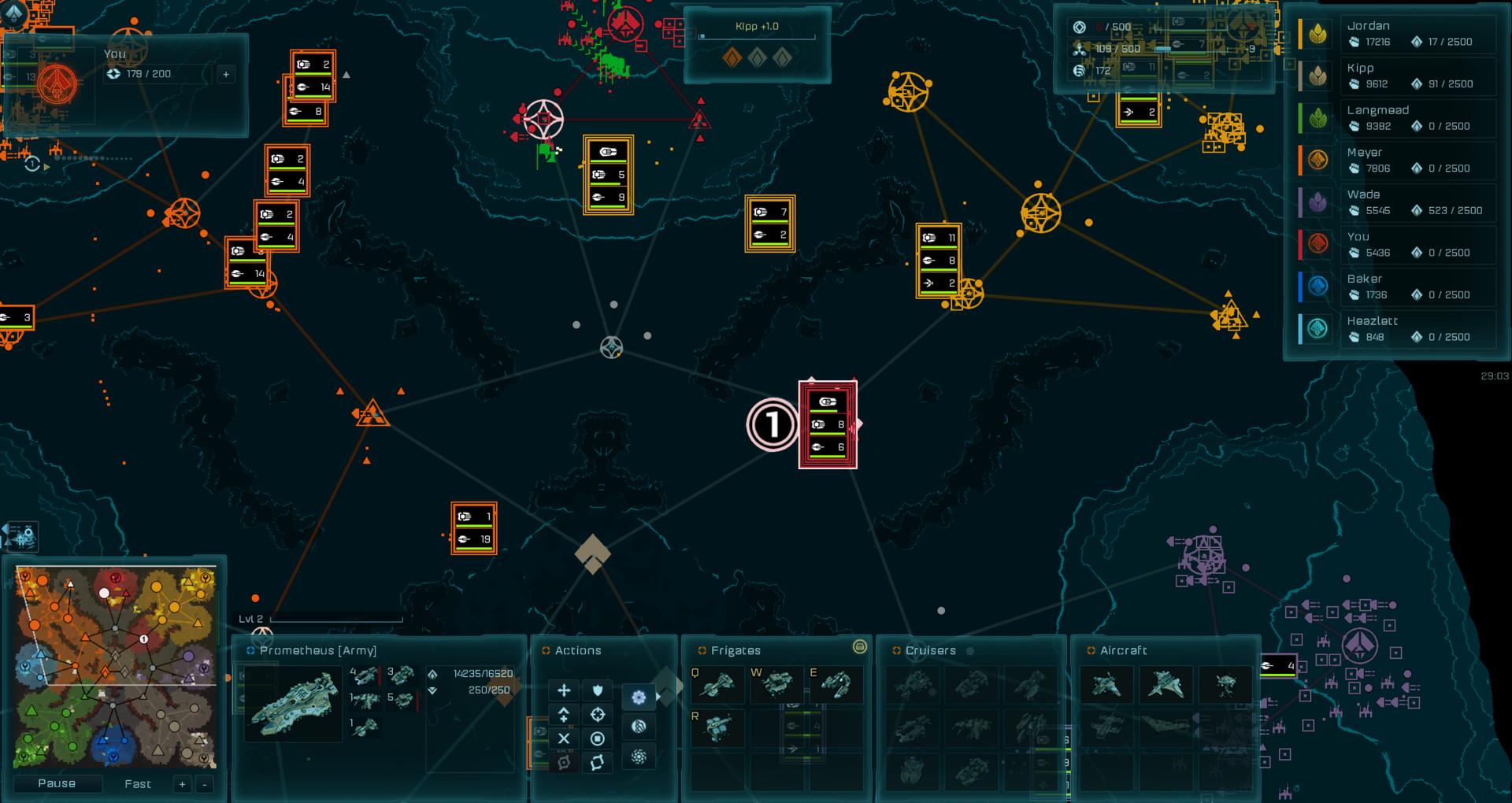 Ashes of the Singularity: Escalation Screenshot 2