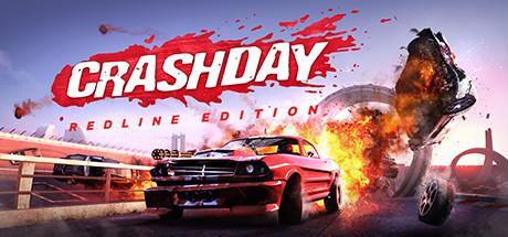Crashday Redline Edition Capa