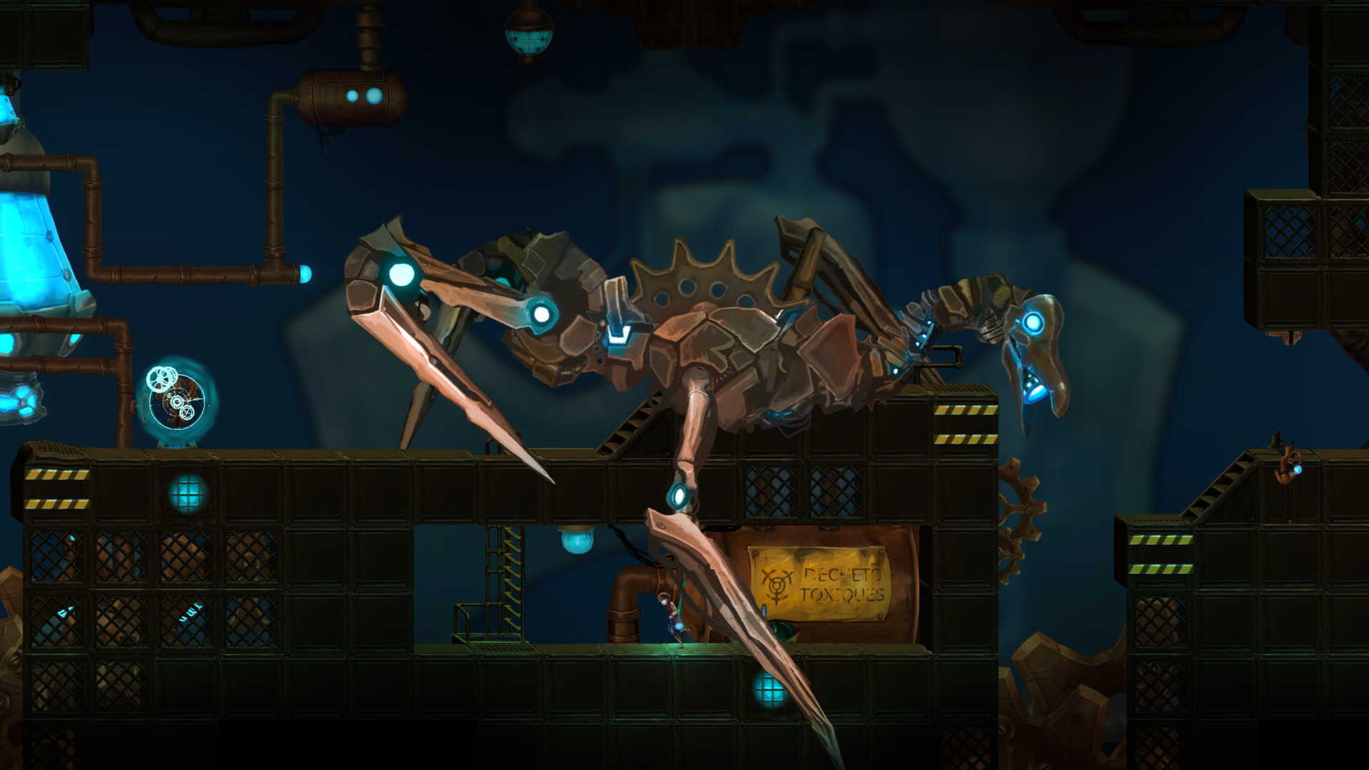 Clockwork Screenshot 2