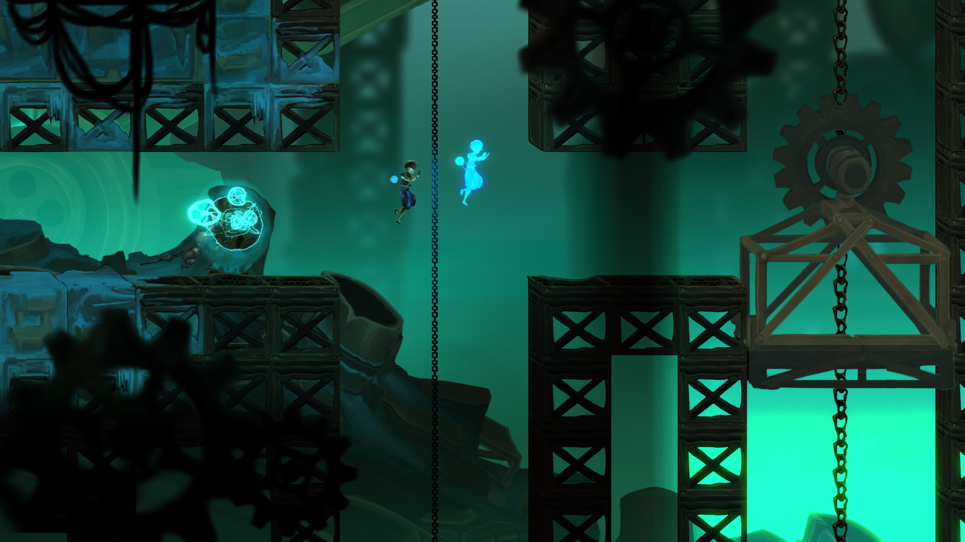 Clockwork Screenshot 1