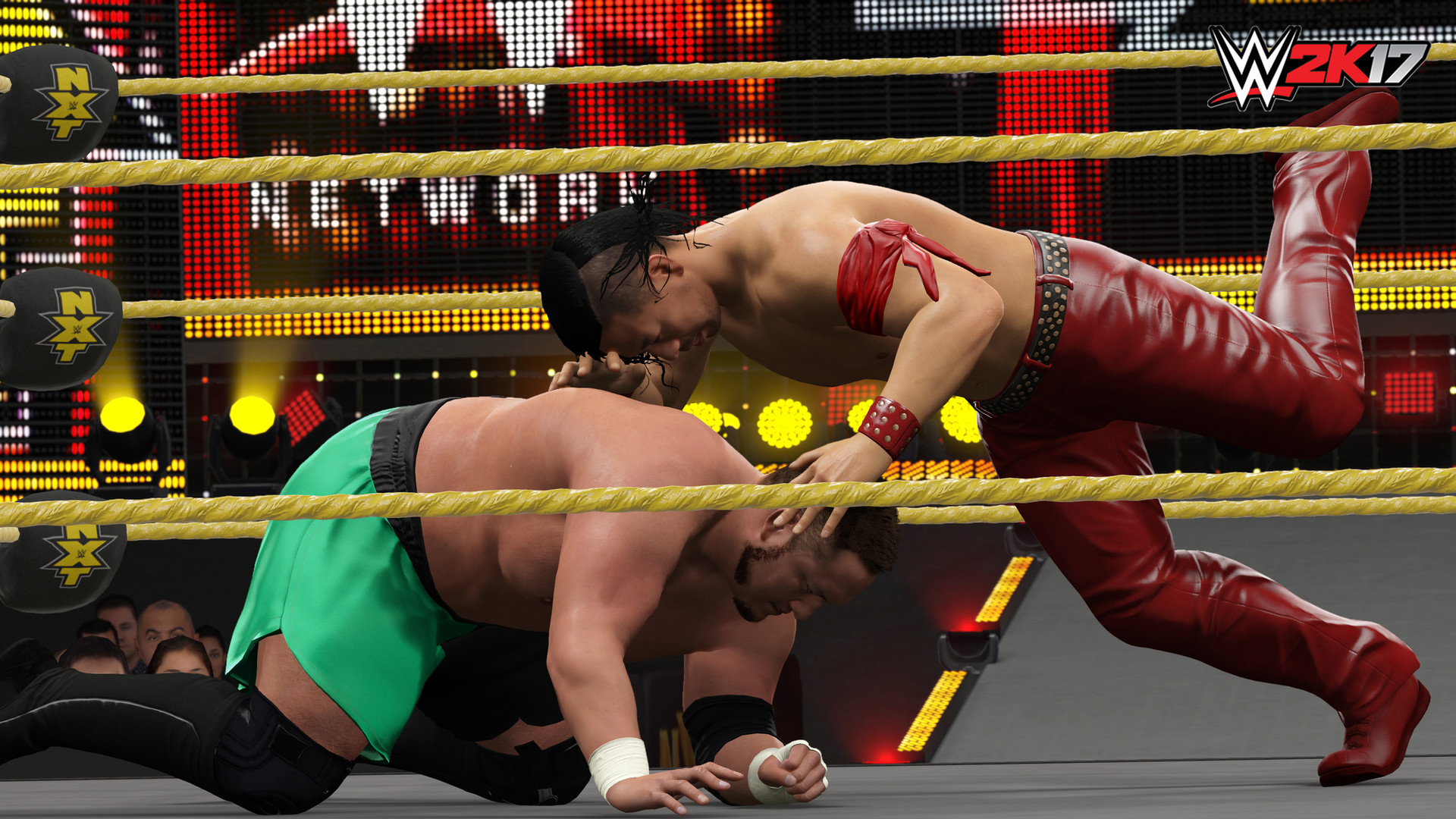 WWE 2K17 Screenshot 3