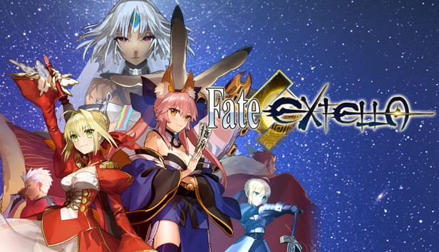 Download Fate/EXTELLA download free