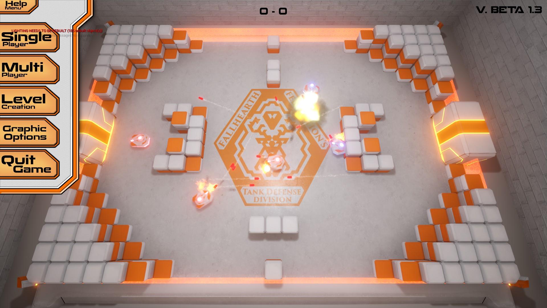 Tank Defense Division Screenshot 1
