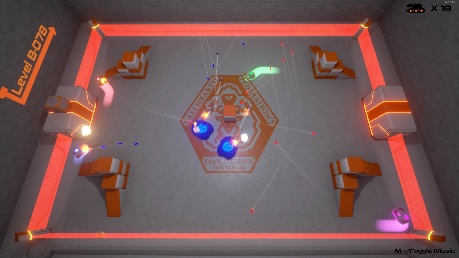 Tank Defense Division Screenshot 2