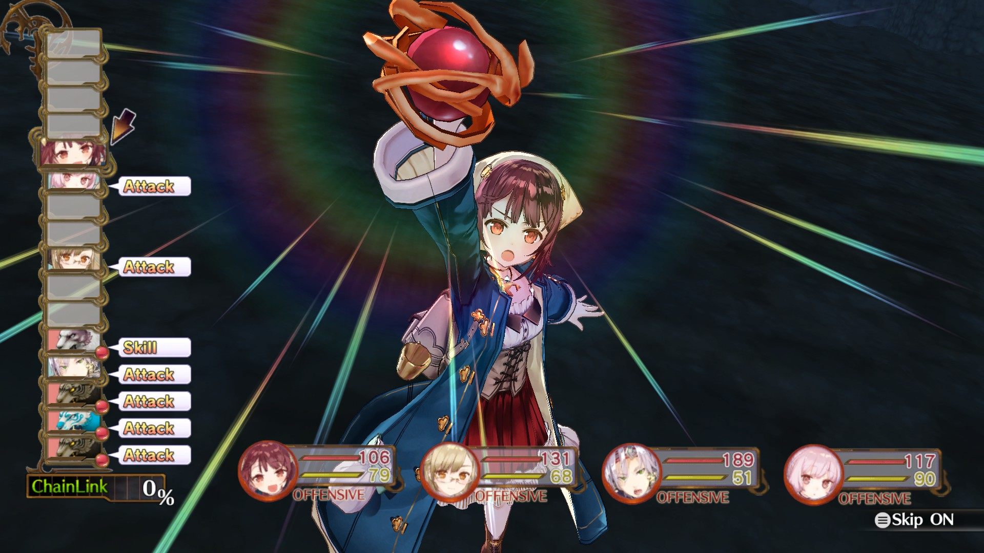 Atelier Sophie: The Alchemist of the Mysterious Book Screenshot 1
