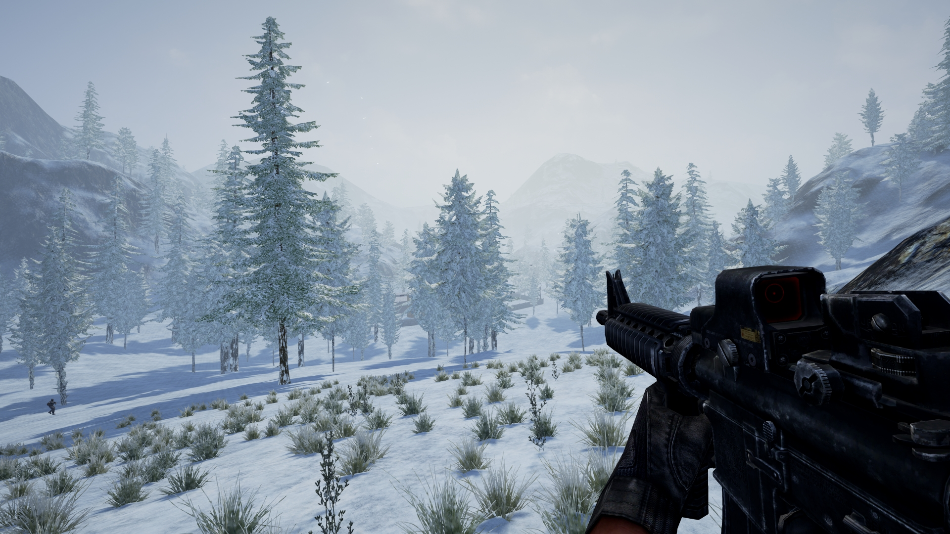 Strike Force: Arctic Storm Screenshot 1