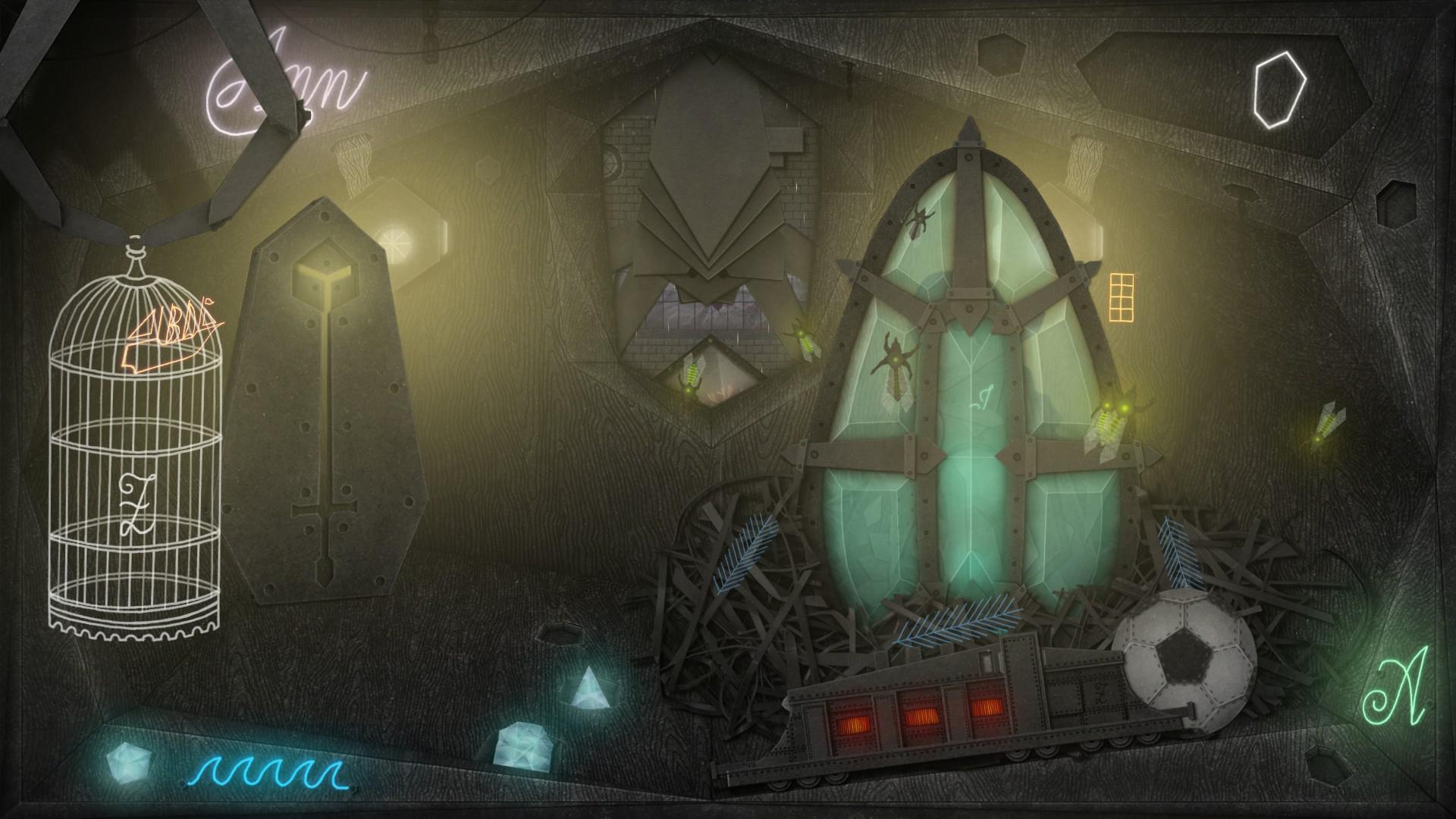 Dark Train Screenshot 3