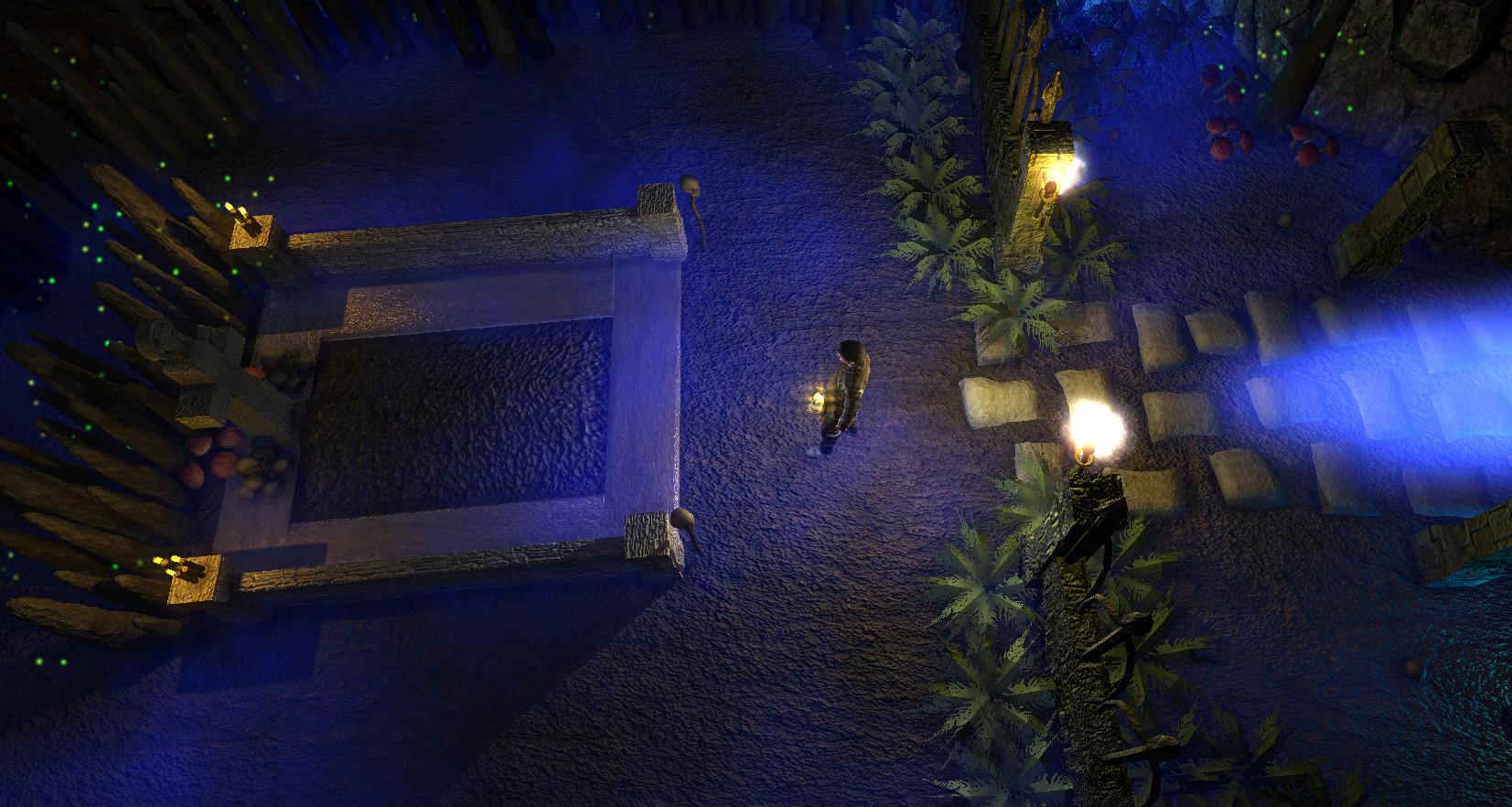 Greenwood the Last Ritual Screenshot 1