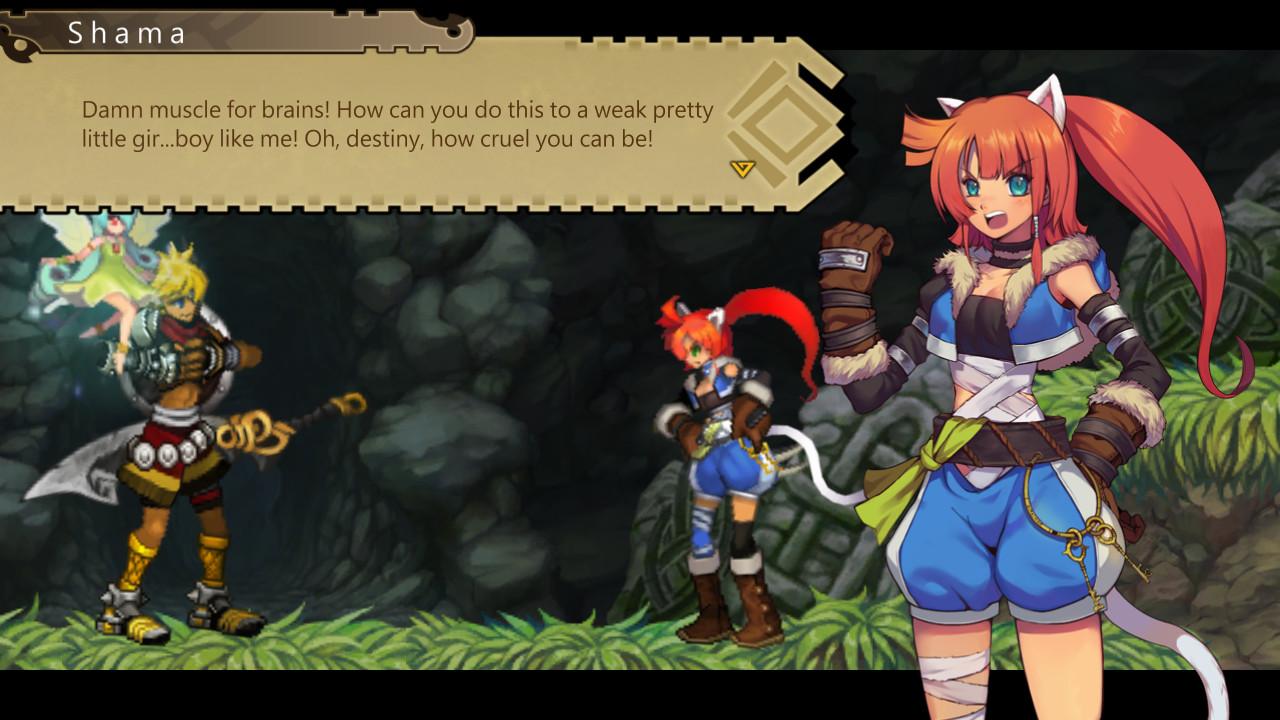 Heroine Anthem Zero Screenshot 2