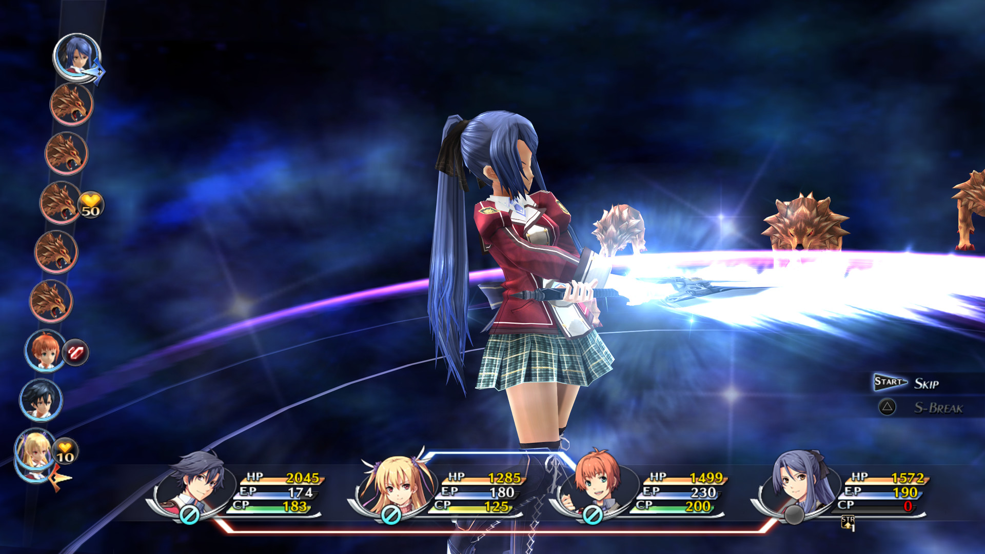 The Legend of Heroes: Trails of Cold Steel Screenshot 3
