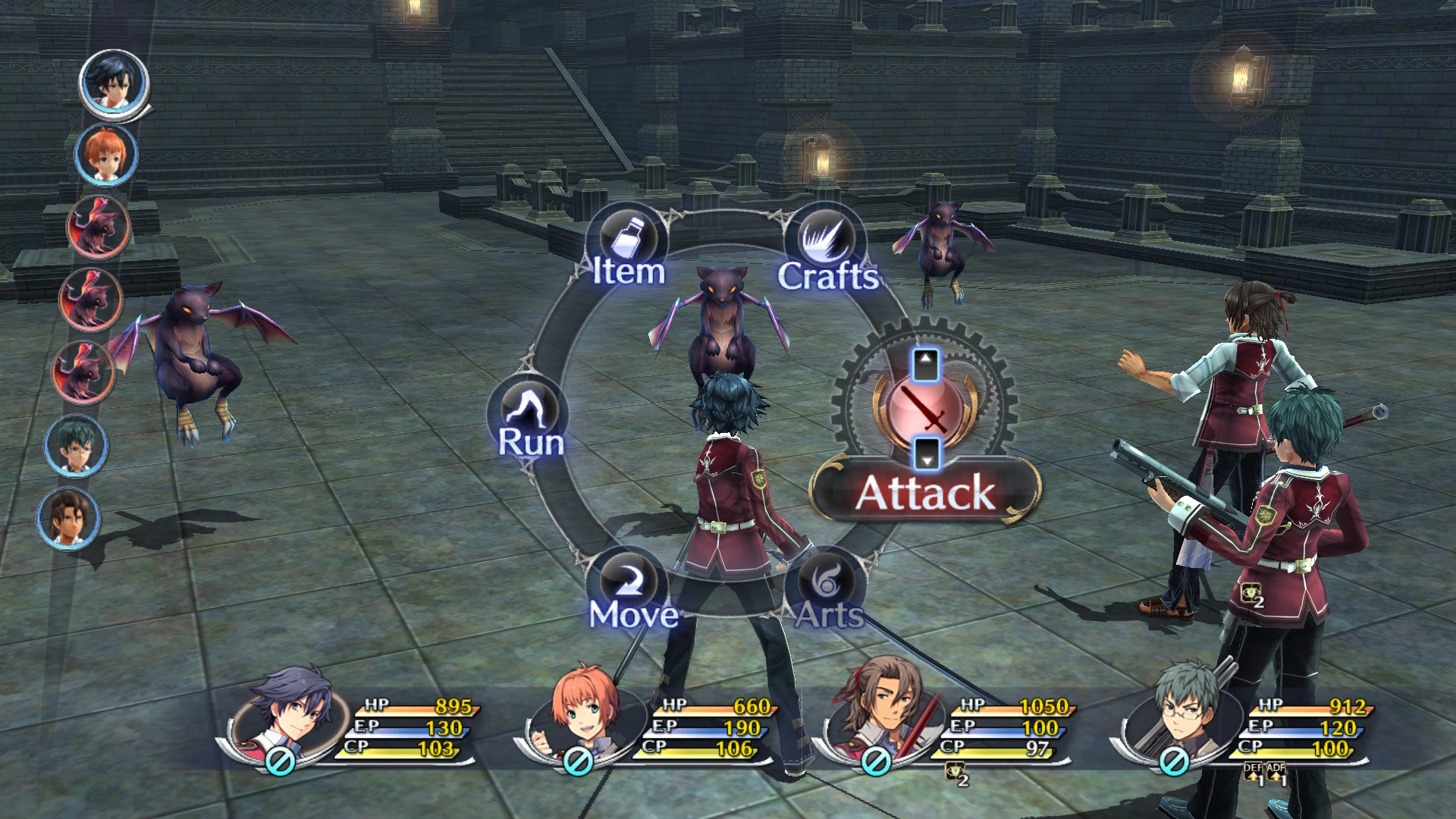 The Legend of Heroes: Trails of Cold Steel Screenshot 2