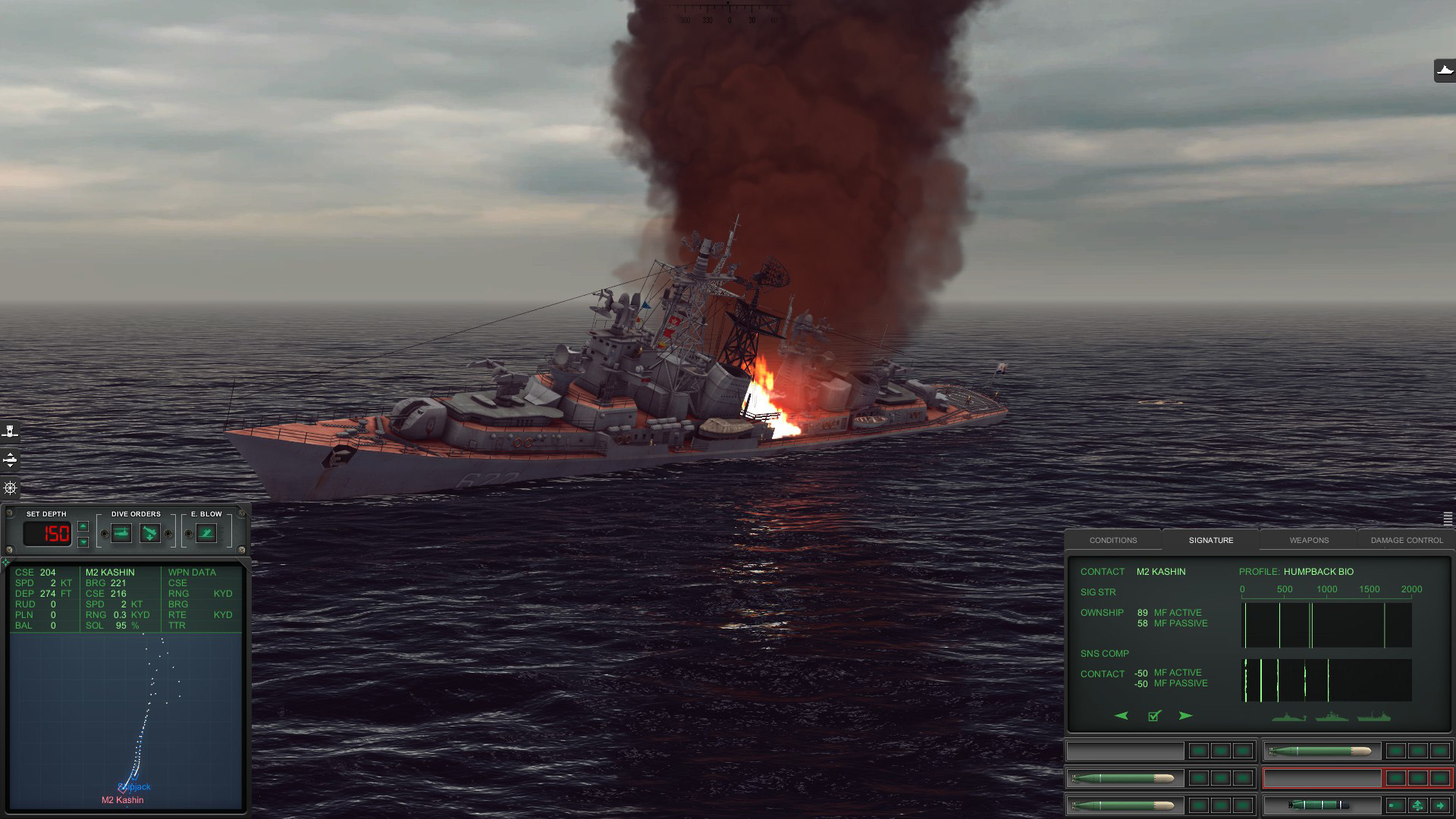 Cold Waters Screenshot 3