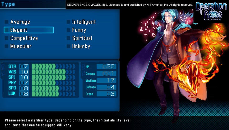 Operation Abyss: New Tokyo Legacy Screenshot 1