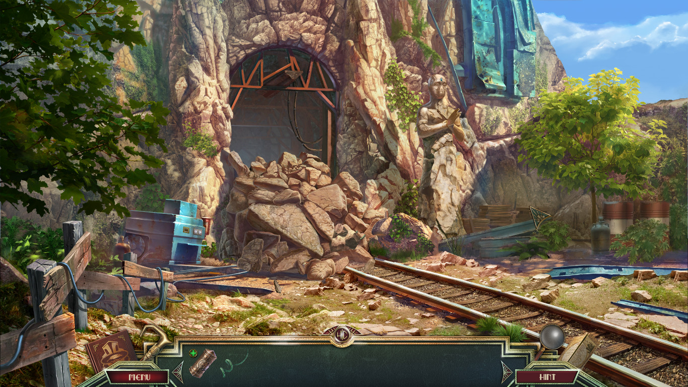 Sacred Almanac Traces of Greed Screenshot 2