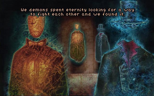 Ghostdream Screenshot 1