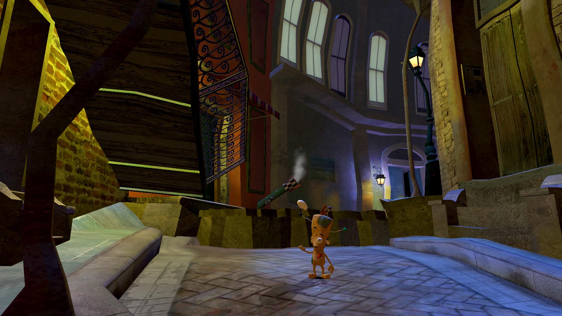Voodoo Vince Remastered Screenshot 3