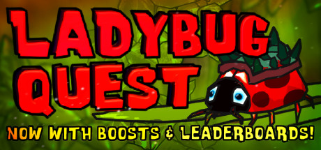Ladybug Quest Capa