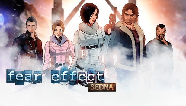 Download Fear Effect Sedna free download