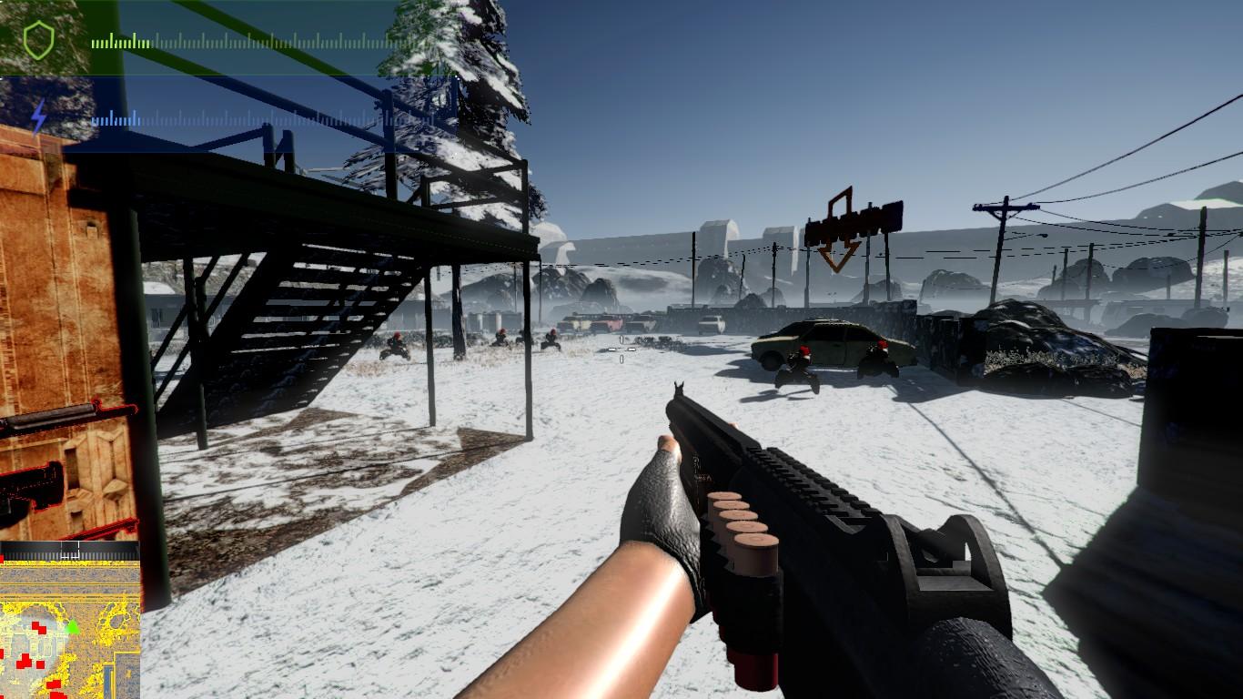 Machine Hunt Screenshot 1