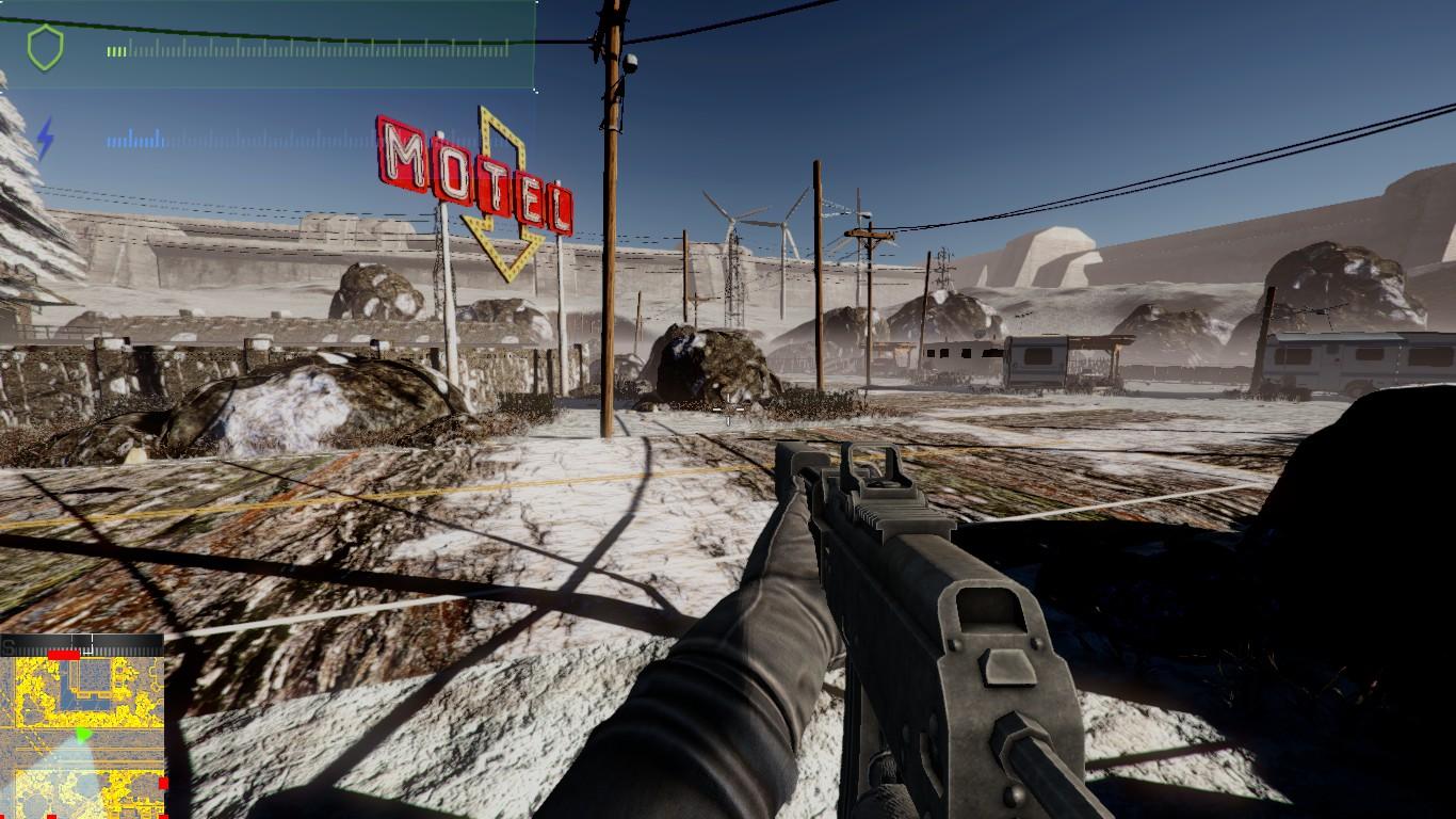 Machine Hunt Screenshot 2