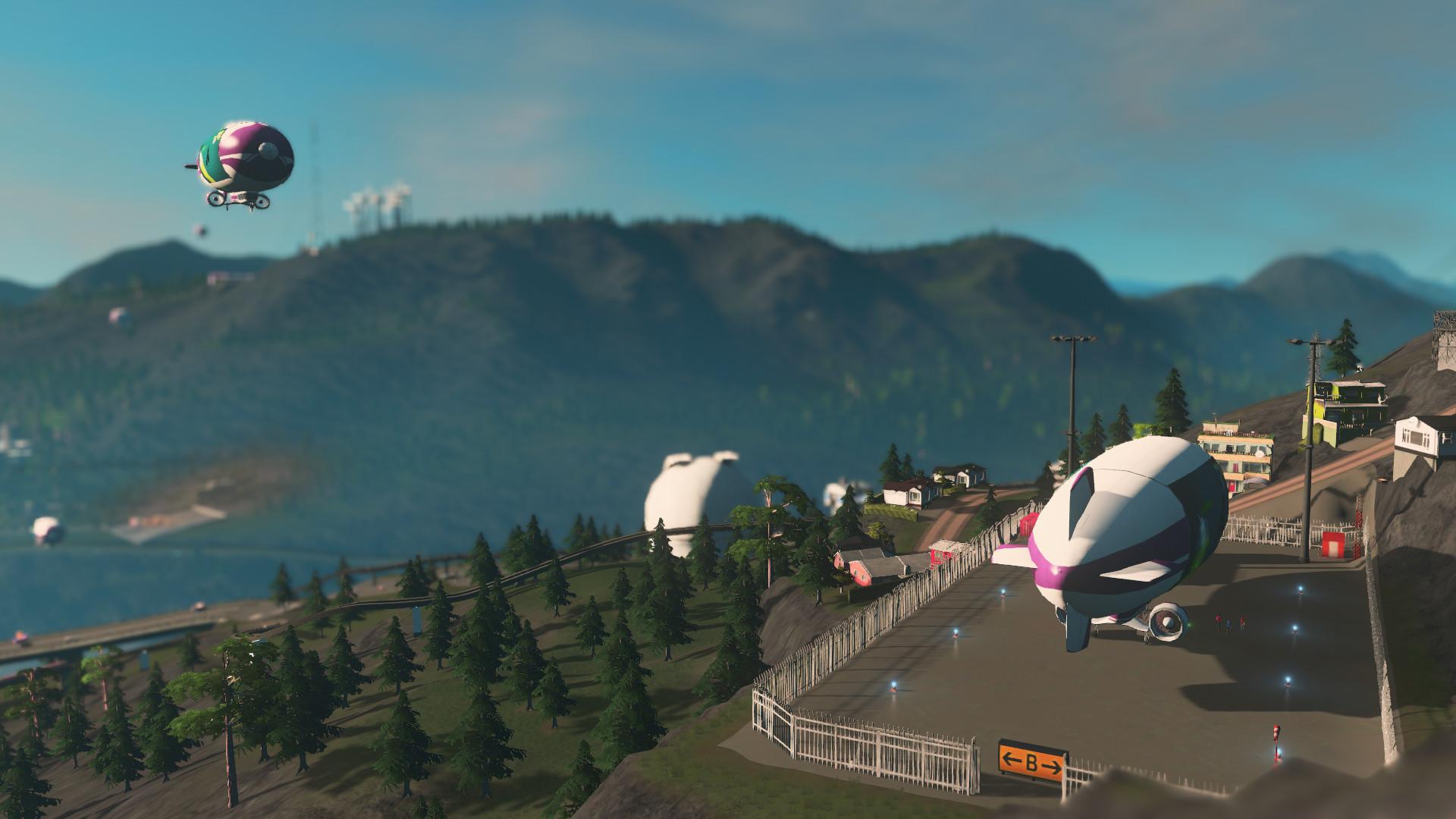 Cities: Skylines - Mass Transit Screenshot 2