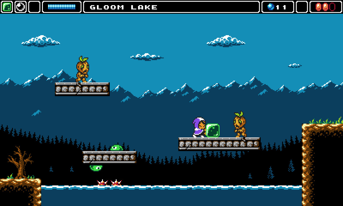 Alwa's Awakening Screenshot 1