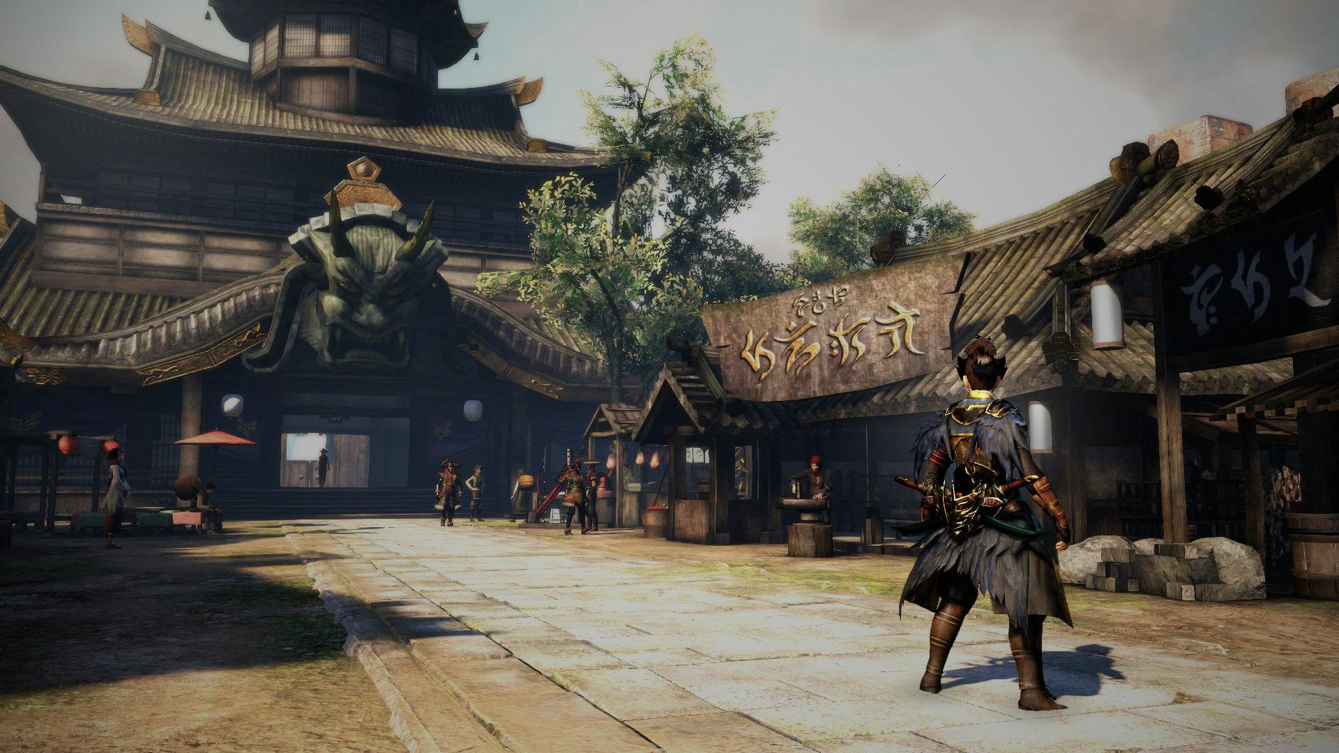 Toukiden 2 Screenshot 1