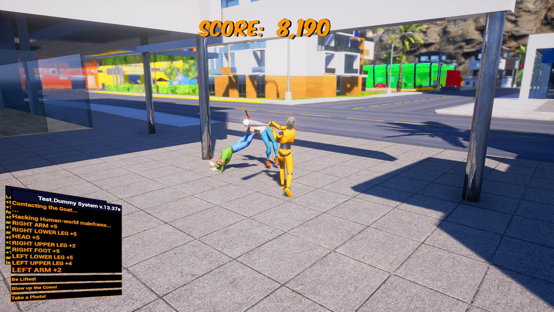 Whiplash - Crash Valley Screenshot 3