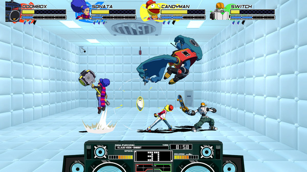 Download Lethal League Blaze Torrent