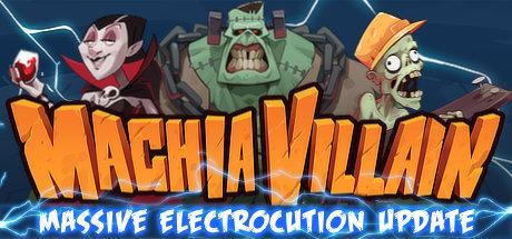 MachiaVillain Electrocution [PT-BR] Capa