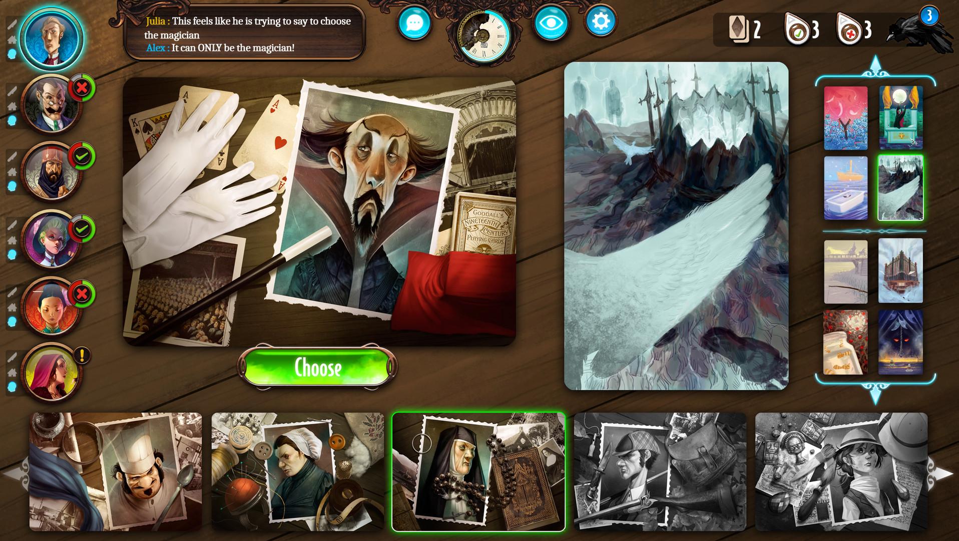 Mysterium Screenshot 1