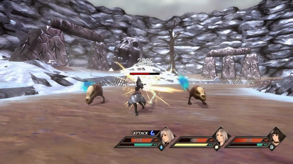 LEGRAND LEGACY: Tale of the Fatebounds download