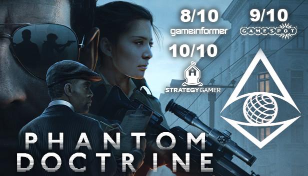 Download Phantom Doctrine free download