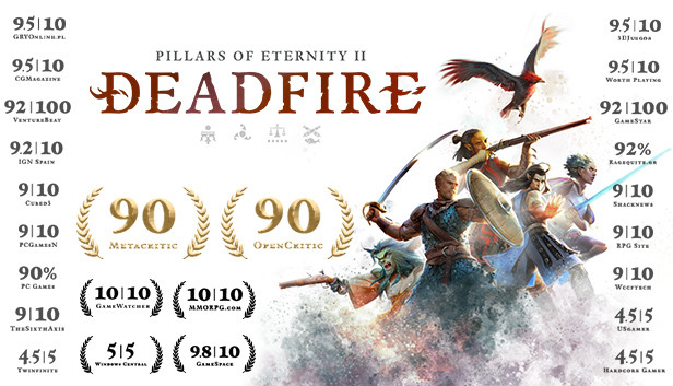 Download Pillars of Eternity II: Deadfire free download