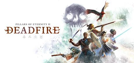 Pillars of Eternity II Deadfire Português PT-BR Capa