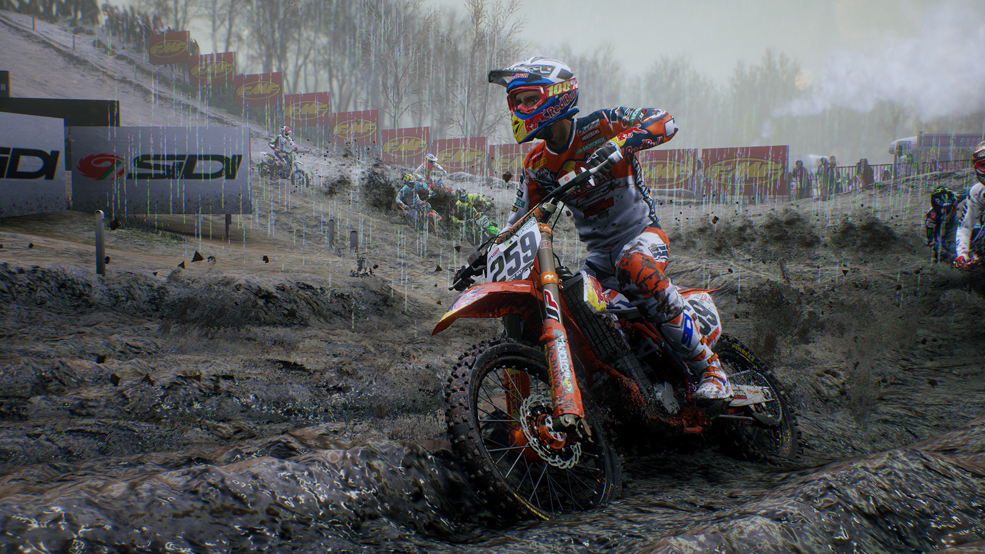 MXGP3 The Official Motocross Videogame Screenshot 1