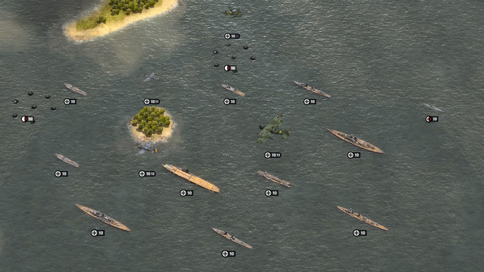 Order of Battle: Kriegsmarine Screenshot 3