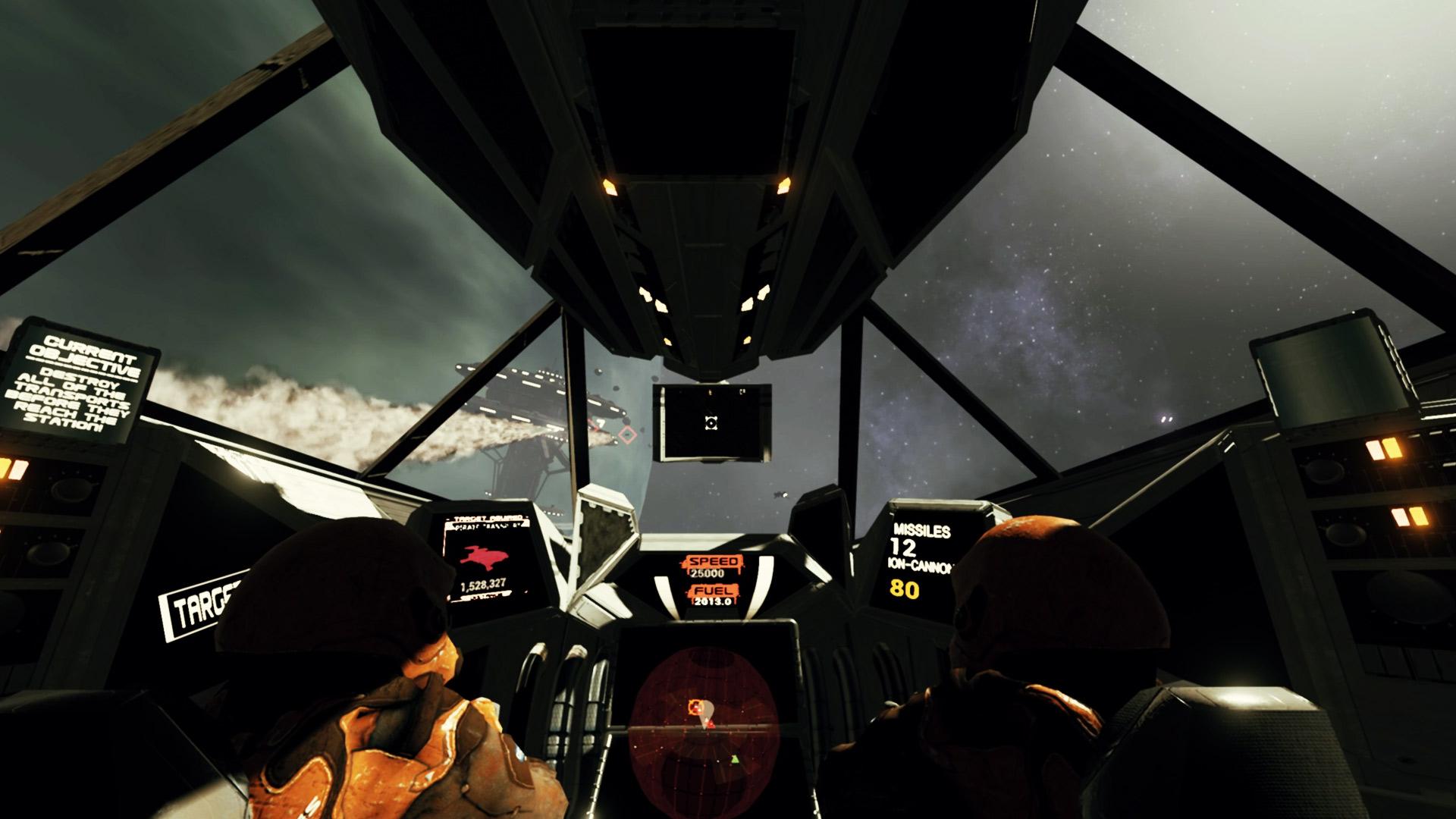 Starfighter Origins Screenshot 3