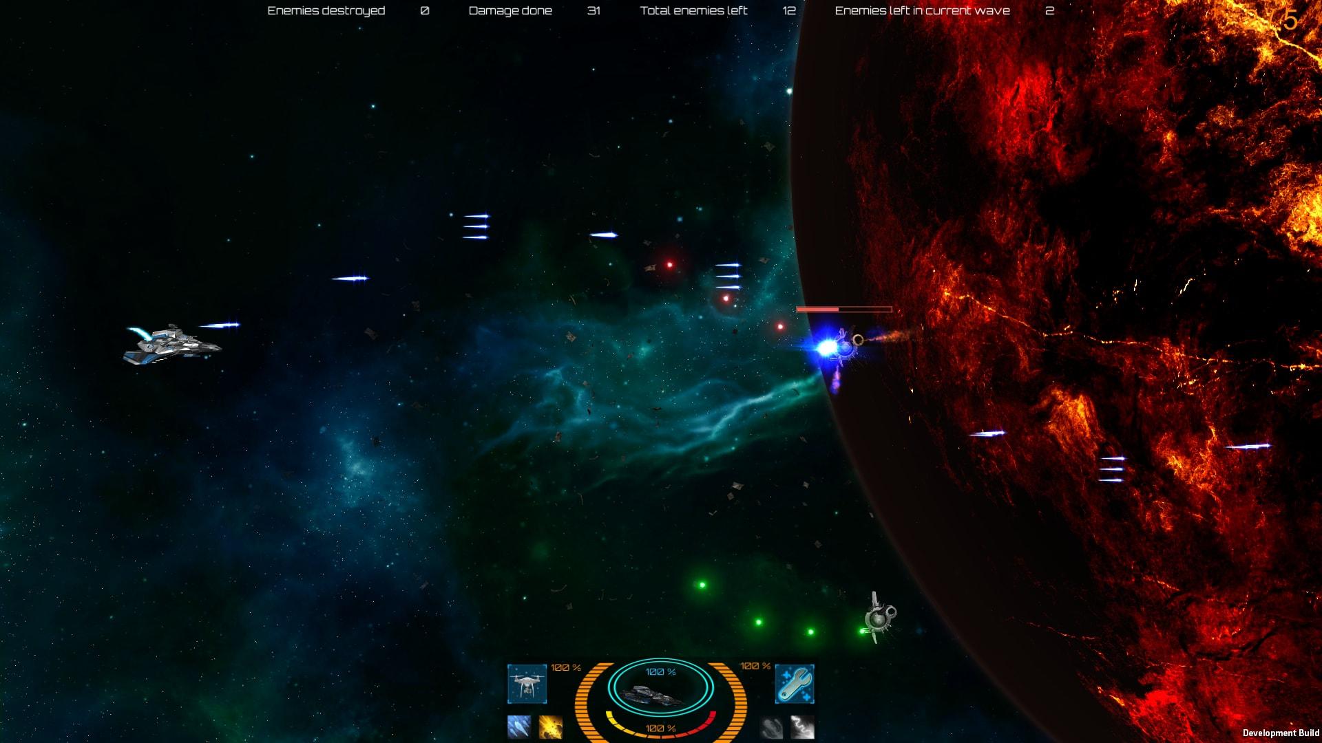 Duke of Alpha Centauri Screenshot 2