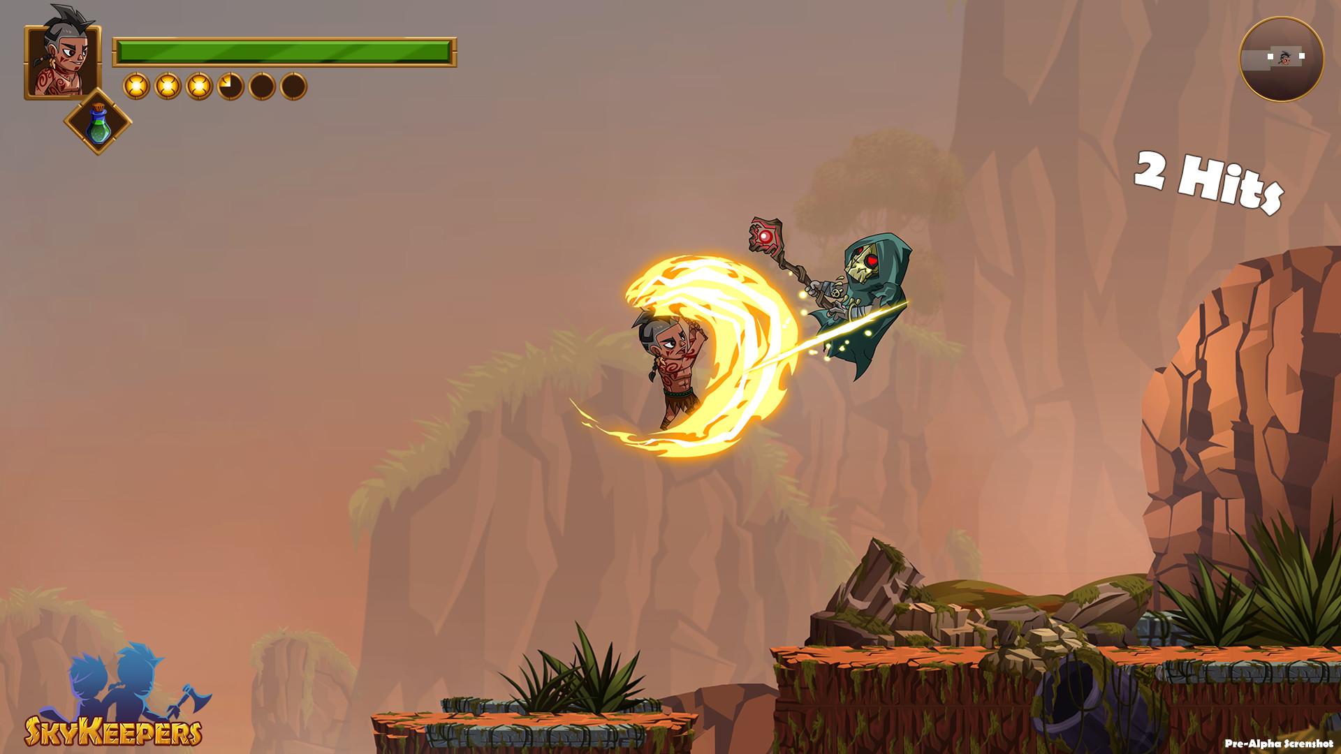 SkyKeepers Screenshot 1