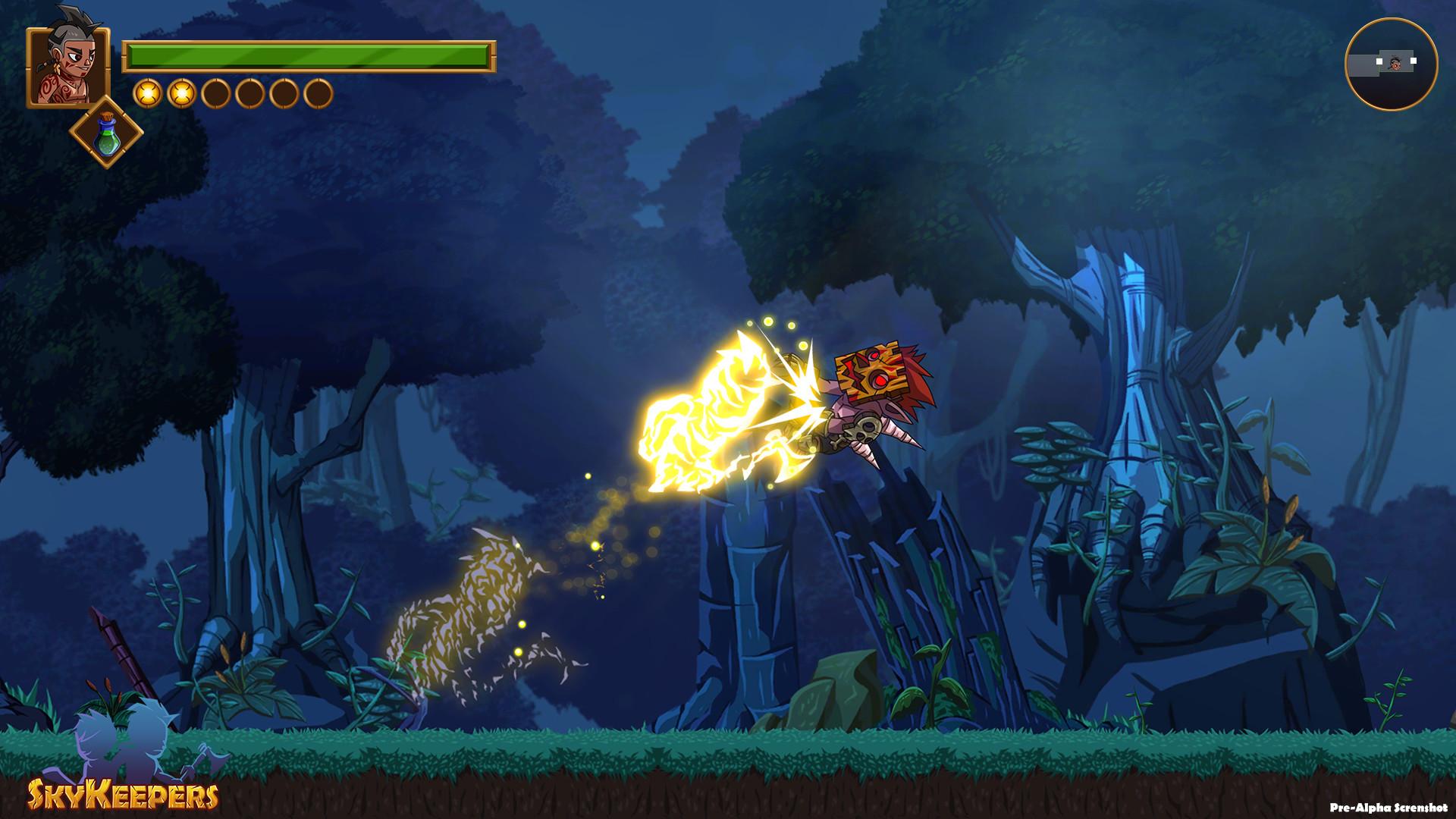 SkyKeepers Screenshot 2