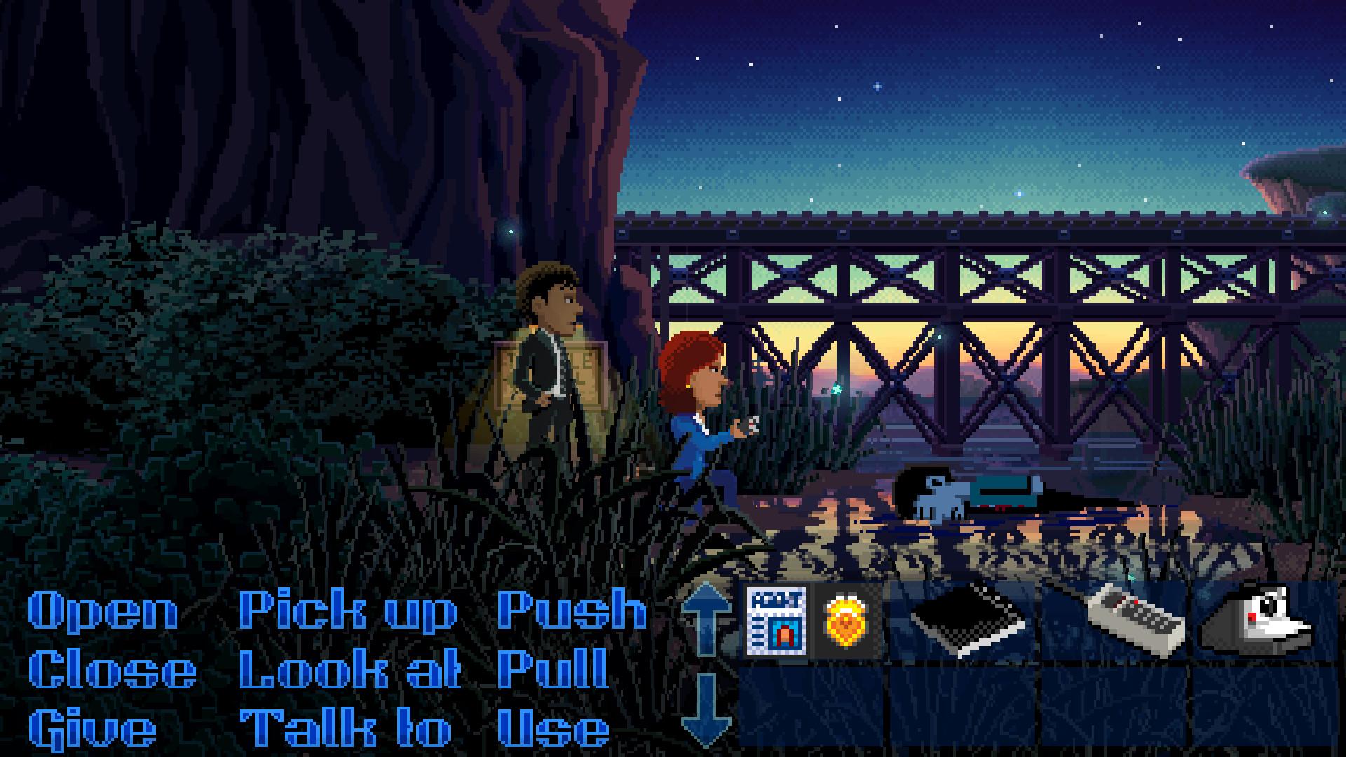Thimbleweed Park Screenshot 2