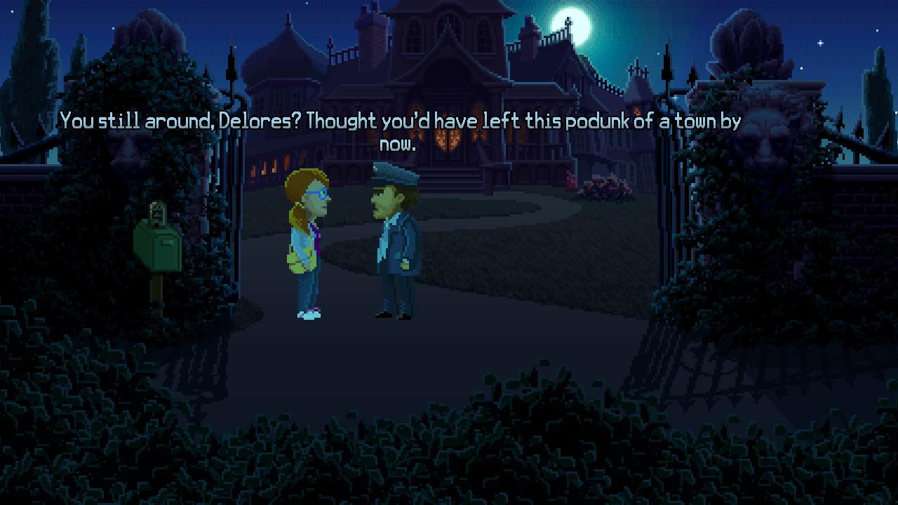 Thimbleweed Park Screenshot 1